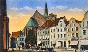 Dom narodzin J. Ch. Nettelbecka.